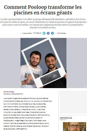 Les Echos article presse 21h40